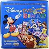 Disney DVD Bingo Game Tin