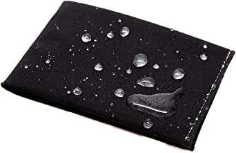 SlimFold Minimalist Wallet - RFID Option - Thin, Durable, and Waterproof Guaranteed - Made in USA - MICRO Size