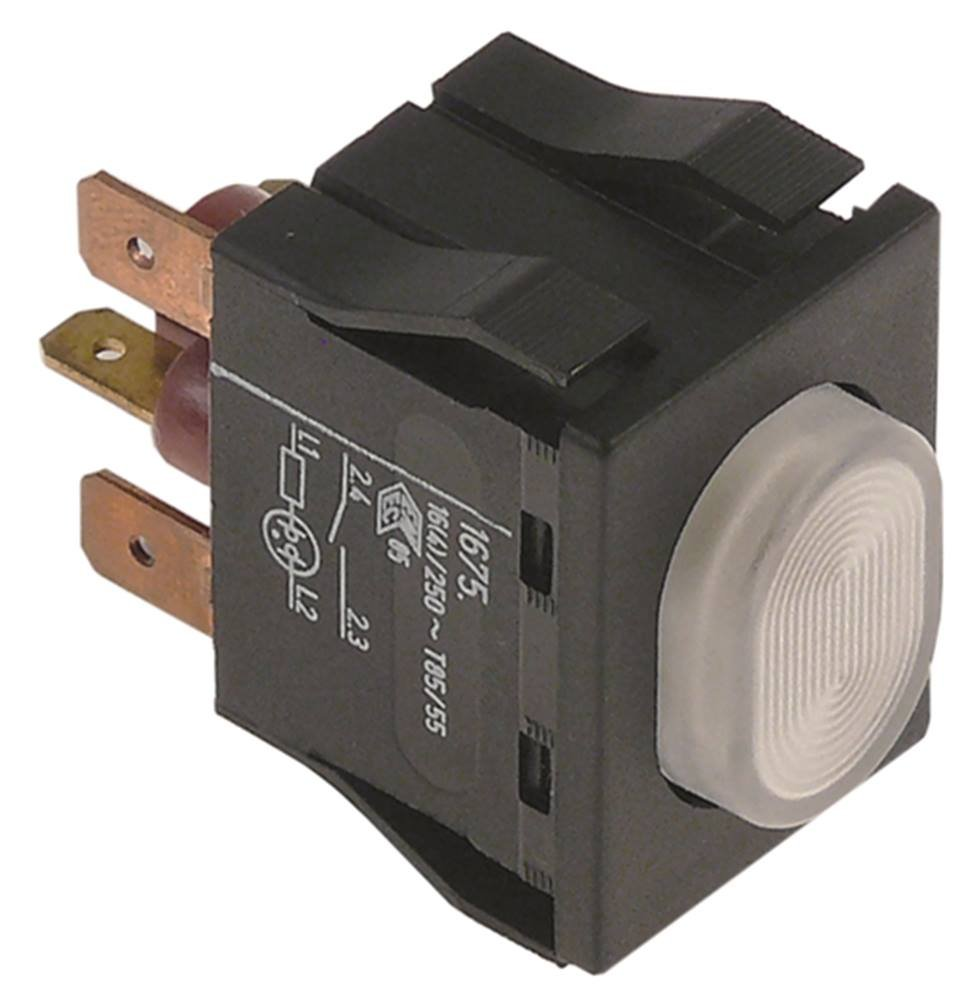Pulsador para Sammic SL-550BP, SL-550B, SL-350B, SL-290B ...
