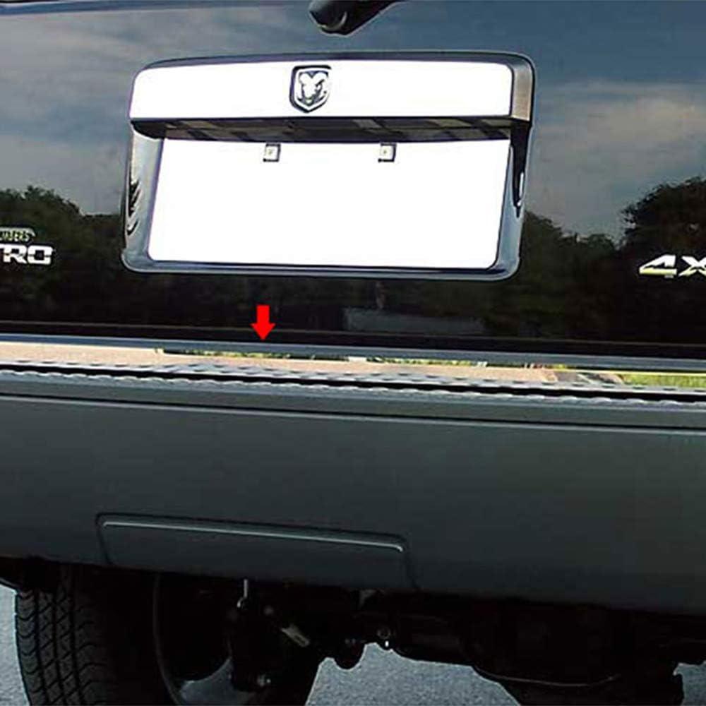 Upgrade Your Auto Luxury FX Chrome 1-1.25 Rear Deck Trim for 2007-2011 Dodge Nitro