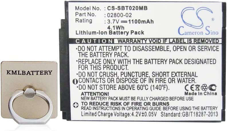 KML battery for Summer 02800-02 Baby Touch 02000 Baby Touch 02004 02800-02