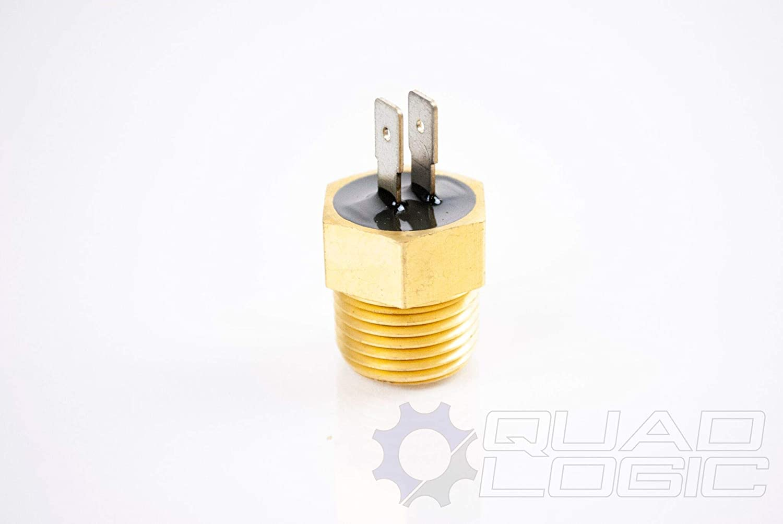 Polaris Xplorer Xpress 300 400 500 (1997-00) Radiator Fan Thermal Switch 4110225