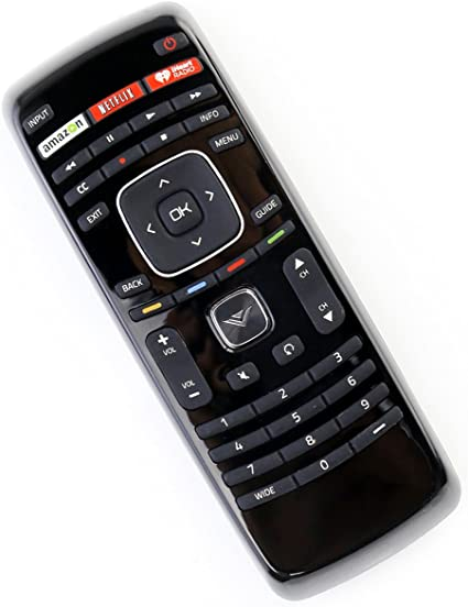 LED SMART APPS TV REMOTE ON SALE! ORIGINAL VIZIO XRT112 LCD