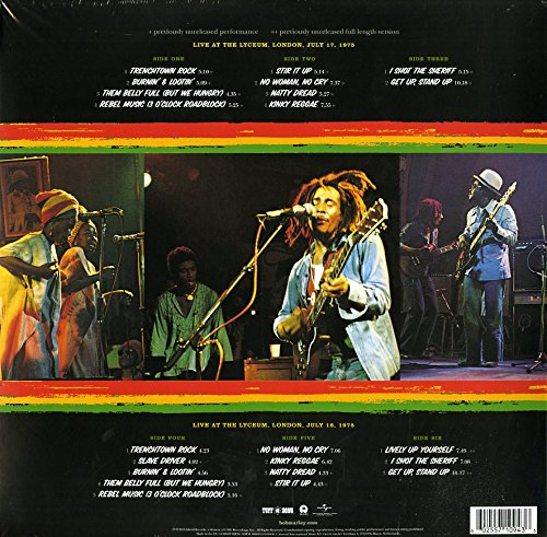 Buy bob marley lp vinyl