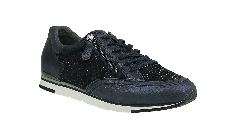 Gabor Gabor Violet 64.322.13 femmes Chaussures à lacets à Violet 28f82fa - deadsea.space