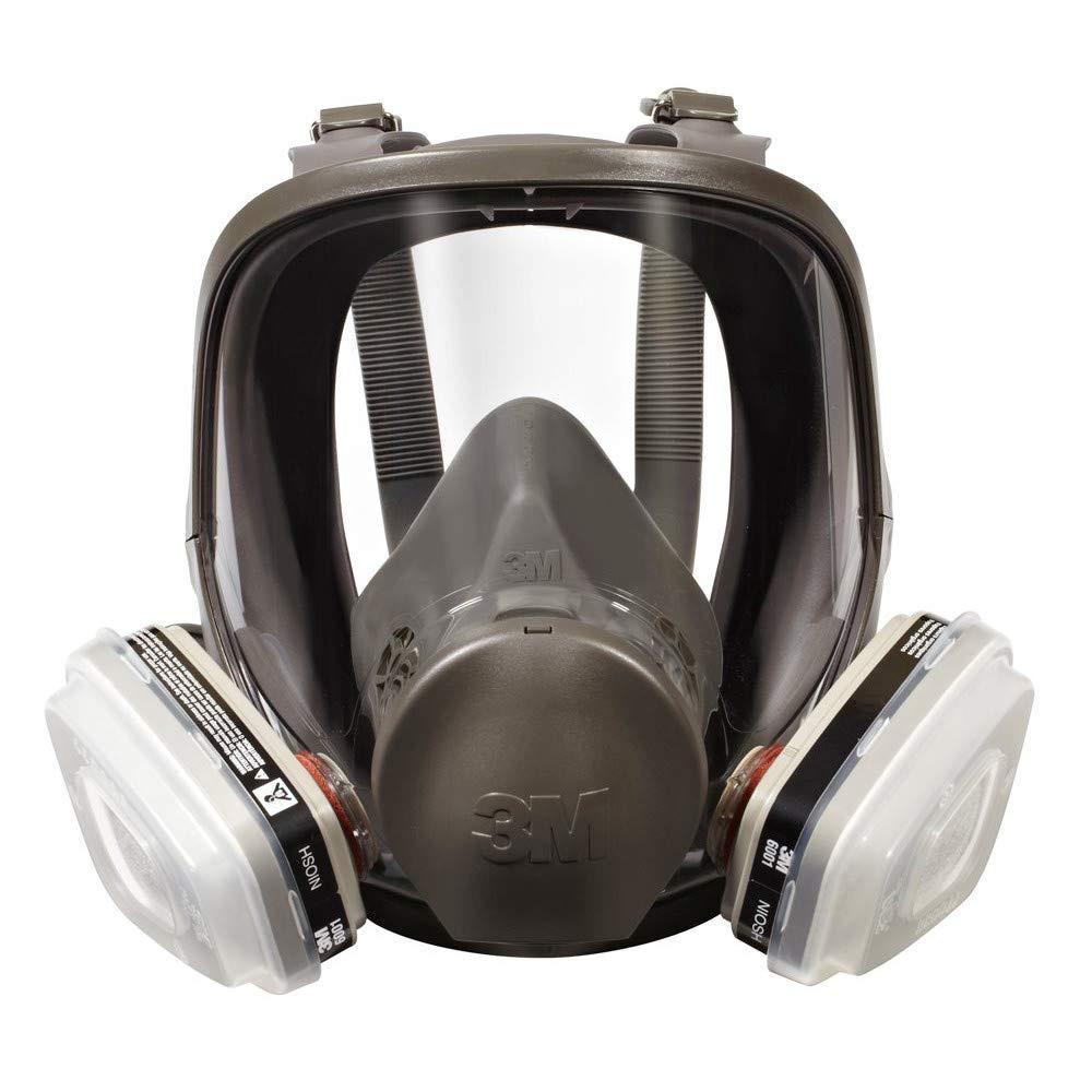 3M 7162 Full-Facepiece Spray Paint Respirator - Organic Vapor