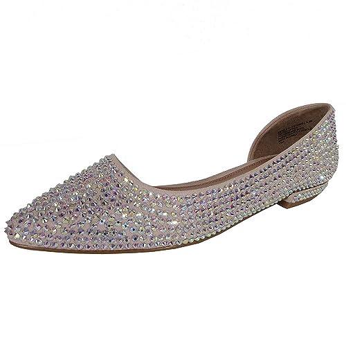 Steve Madden Mujeres Mocasín, Rhinestone, Talla 7: Amazon.es: Zapatos y complementos