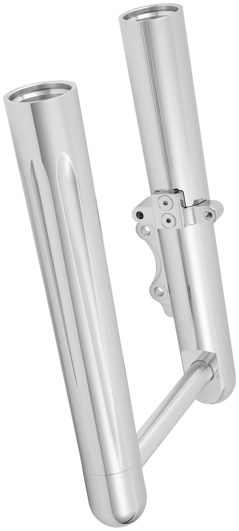Arlen Ness Deep Cut Hot Legs for Harley Davidson 2000-06 FXST Single Disc model - One Size
