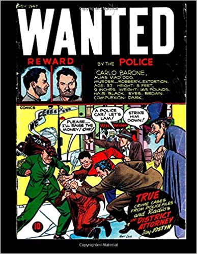 Wanted 10: Adventures of Law and Order from the Golden Age