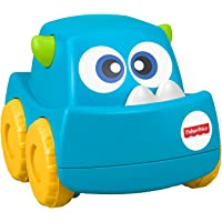 Fisher-Price Infant Infantil Mini Monster Truck -Azúl 6m-36m Ghb09 Baby Toy