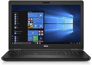 Dell Latitude 5580 Business Laptop | 15.6 inches Full FHD | Intel Core i5-7300U | 8GB DDR4 | 256GB SSD | Win 10 Pro (Renewed)