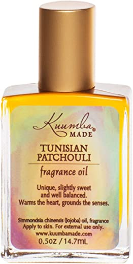 Kuumba Made Fragrances (Tunisian Patchouli, 1/2oz (14.79ml))