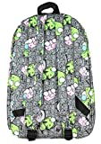 Nickelodeon Invader Zim Character All over Print Backpack