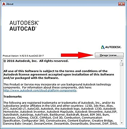 amazon com autodesk autocad 2017 online key delivery rh amazon com AutoCAD Logo AutoCAD 2014 User Manual