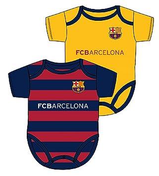 Amazon.com: FC Barcelona LA LIGA 2 Pack Baby Onesies 15/16: Baby