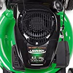 Lawn-Boy 17734 21-Inch 6.5 Gross Torque Kohler Electric Start XTX OHV, 3-in-1 Discharge Self Propelled Lawn Mower 16 Electric start is the easiest way to start your mower; just turn the key and mow 2-Point Height-of-Cut System allows you to quickly adjust cutting heights from one side of the mower 3 year Tru-Start Commitment - starts with 1 or 2 pulls or Lawn-Boy will fix it for free