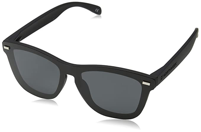 NORTHWEEK REGULAR PHANTOM ALL BLACK Gafas de sol, 140 Unisex ...