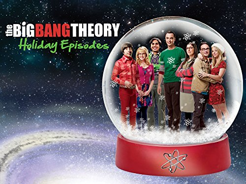 Amazon Com The Big Bang Theory Holiday Episodes Johnny