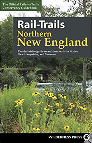 Northern New England bicycle trails