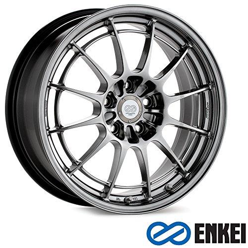 18×7.5 Enkei NT03+M (F1 Silver) Wheels/Rims 5×114.3 (3658756542HS)