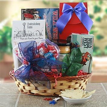 06b20862 Amazon.com : Southern Hospitality Southwest Gift Baskets : Gourmet ...