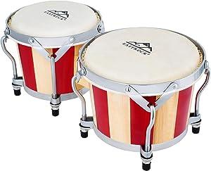 EastRock Bongo Drum 7