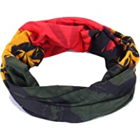 Ogquaton Headwear Bandas elásticas Bandana elástico pañuelo sin