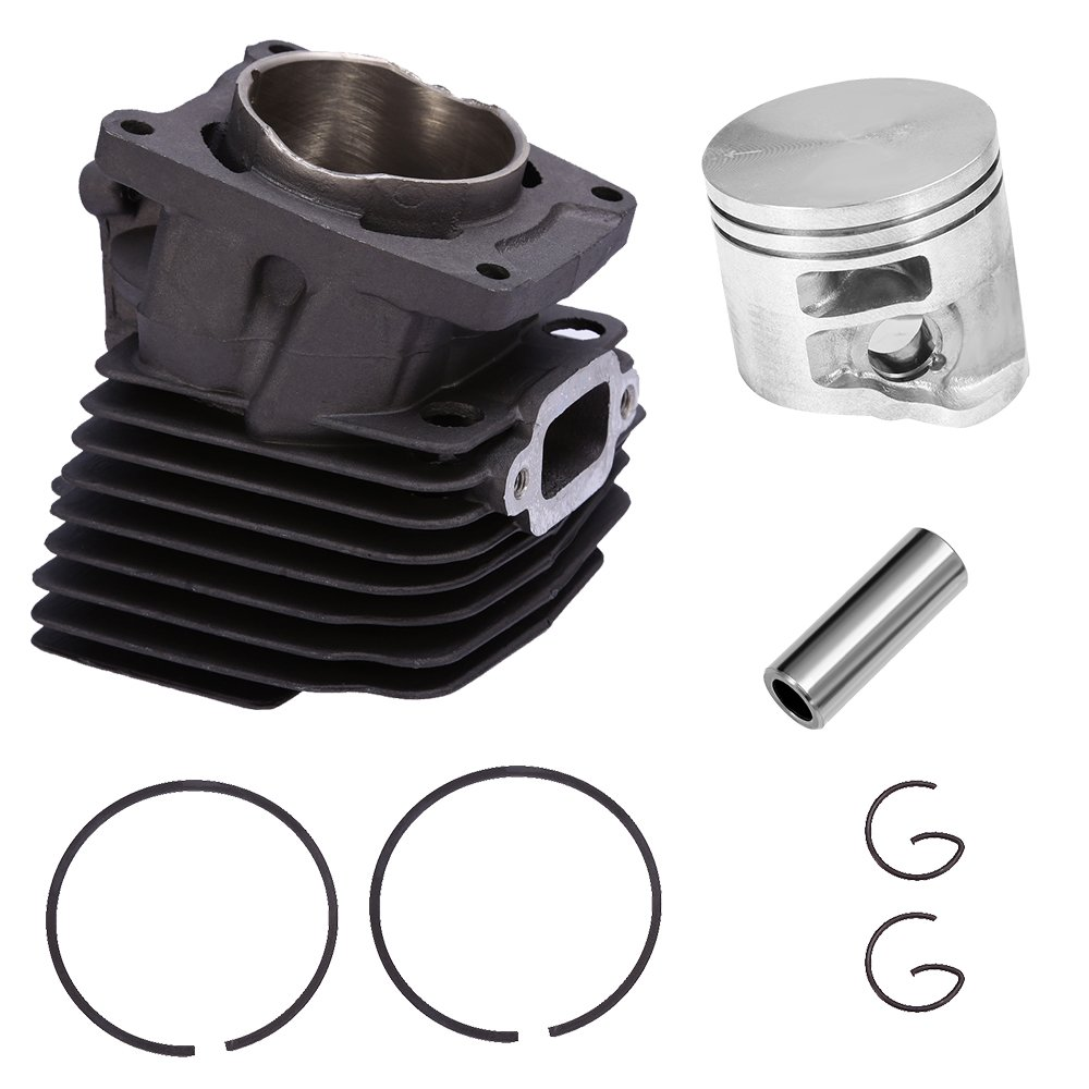 1140 020 1200 Cylinder Piston Kit for Stihl MS362 MS362C Chainsaws 47MM QUIOSS