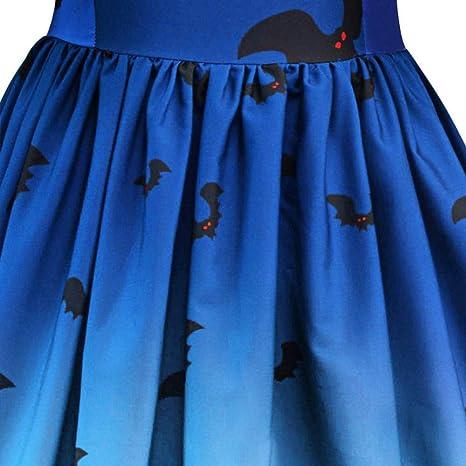 Amazon.com   DEATU Ladies Dress, Teen Womens Halloween Lace Short Sleeve Vintage Gown Evening Party Fashion Dress (XXL, Sky Blue)   Kids Backpacks