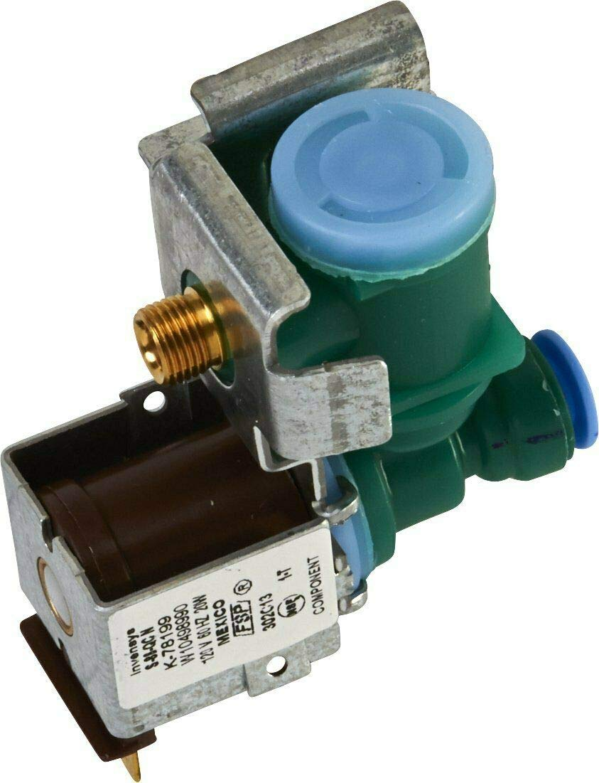 W10238100 Water Inlet Valve WPW10238100 W10498992 for Whirlpool