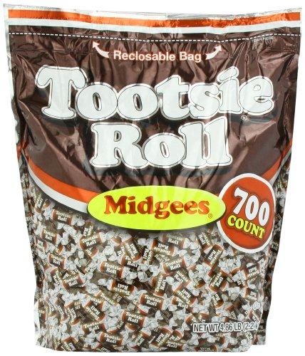 Tootsie Roll Midgees Candy, 4.86 (Tootsie Roll Midgees)