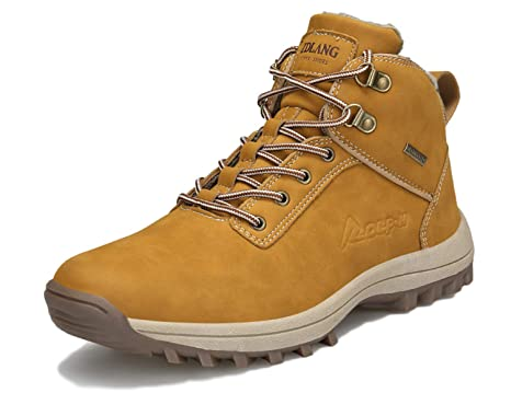 SINOES Zapatillas Altas de Tejido y Material sintético para Caminar, Zapatillas de Verano con Agarre