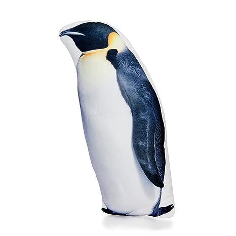 Amazon.com: Cojín Co – Almohada de pingüino emperador 16