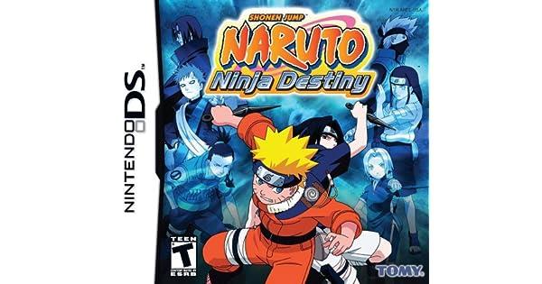 Naruto: Ninja Destiny (Nintendo DS) [importación inglesa]: Amazon ...