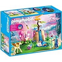 PLAYMOBIL® Mystical Fairy Glen Playset, Multicolor