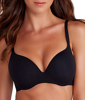 c613168d6f SPANX Women s The Naked Collection Demi More Bra - Black -  Amazon ...