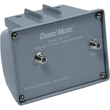 Review CMSTCM7777 - CHANNEL MASTER