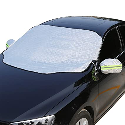 Fine Amazon Com Gshwjs Car Cover Car Sunshade Front Sunscreen Gmtry Best Dining Table And Chair Ideas Images Gmtryco