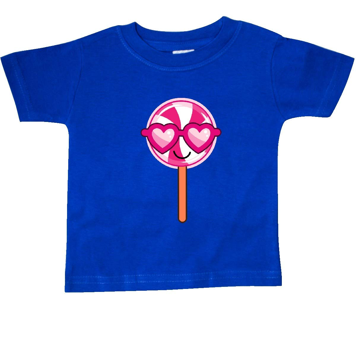 inktastic Candy Sweets with Sunglasses Baby T-Shirt
