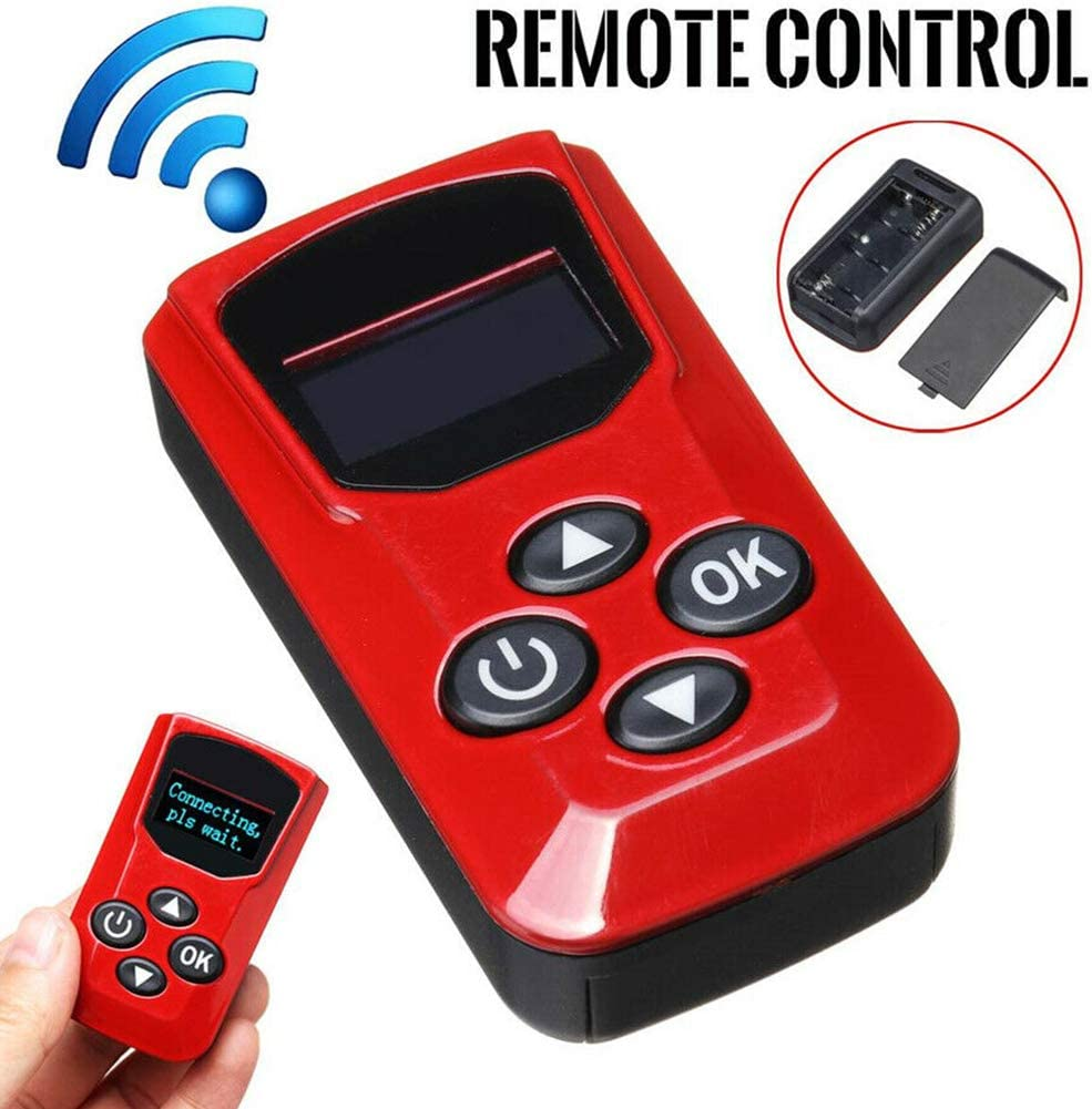 Universal Car Parking Heater Accessories Tool MOIAK LCD Display Remote Control Switch for Diesel Air Parking Heater