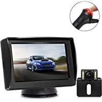 Auto-Vox M1PRO HD Backup Camera and Monitor Kit with Super Night Vision