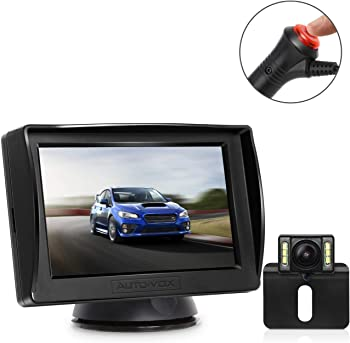 Auto-Vox M1PRO HD Backup Camera and Monitor Kit