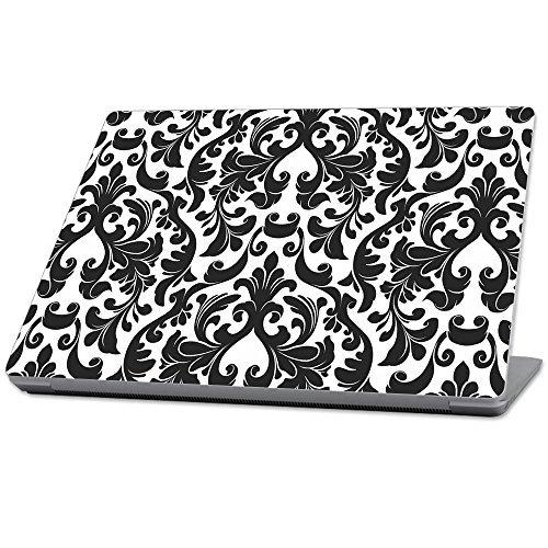 オープニング 大放出セール MightySkins Damask Protective [並行輸入品] (2017) Durable and Unique Vinyl wrap cover Skin for Microsoft Surface Laptop (2017) 13.3 - Black Damask White (MISURLAP-Black Damask) [並行輸入品] B07896MQR5, オシカチョウ:0c58d2fe --- a0267596.xsph.ru