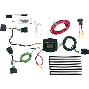 61v8Z1PP7ZL._AC_SS350_ amazon com hopkins towing solutions vehicle specific wiring kit