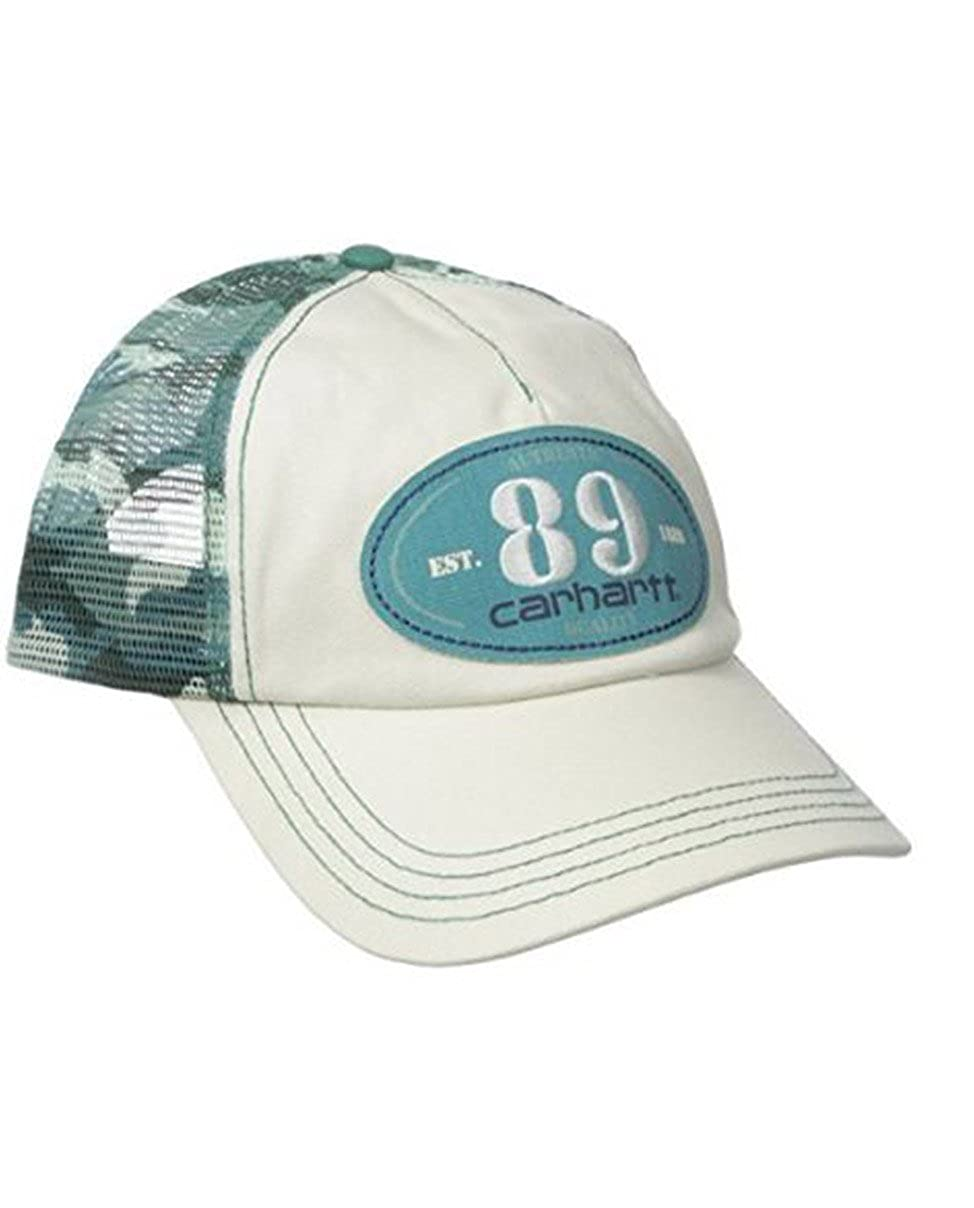 Carhartt Mujer Gorra Malden - Emerald Sombrero gorra de beisbol ...