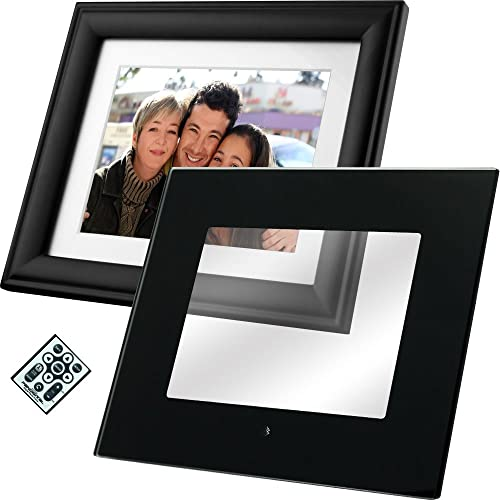 Pandigital 72-F801 8-Inch Digital Picture Frame Black