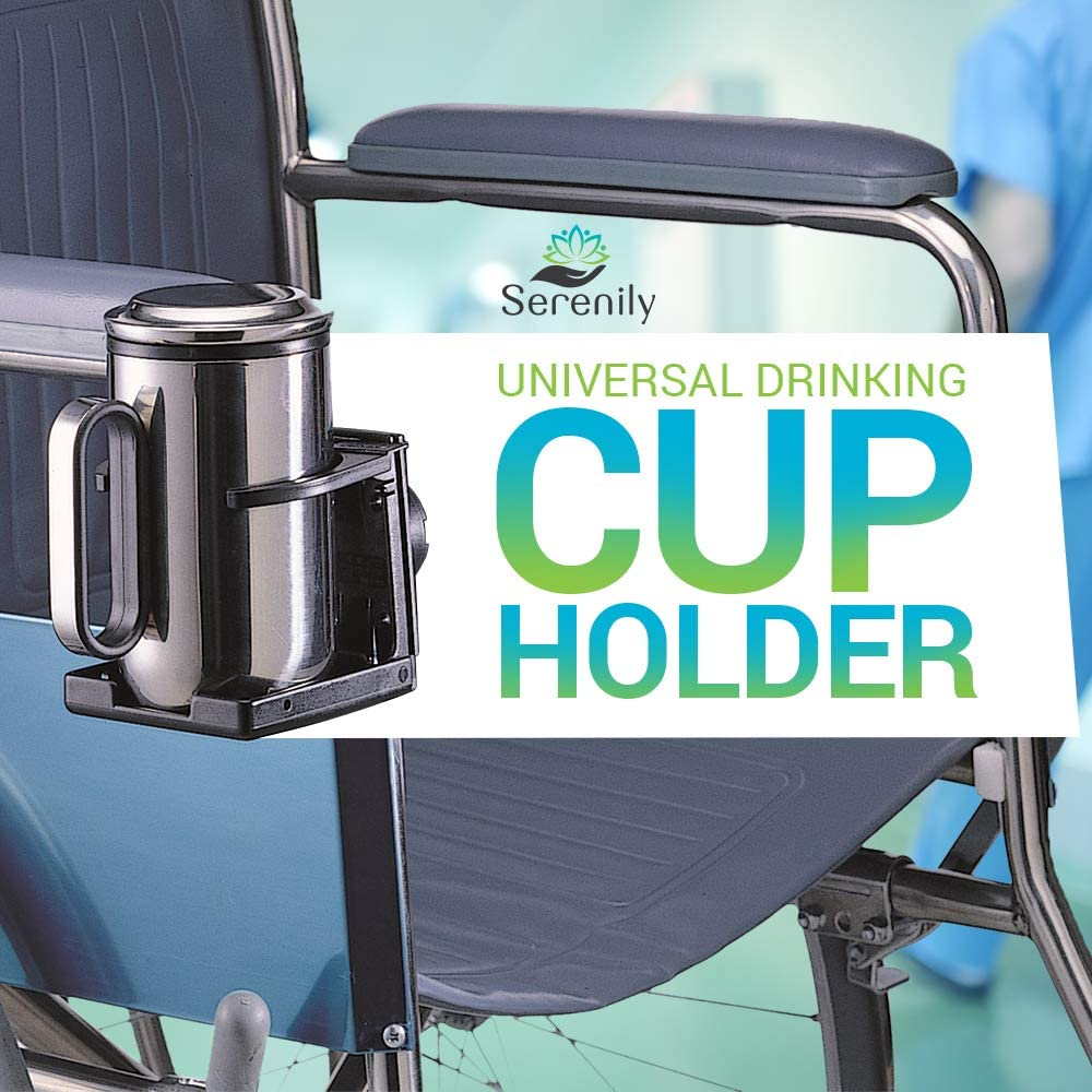 Amazon.com: Serenily - Soporte universal para vasos de ...