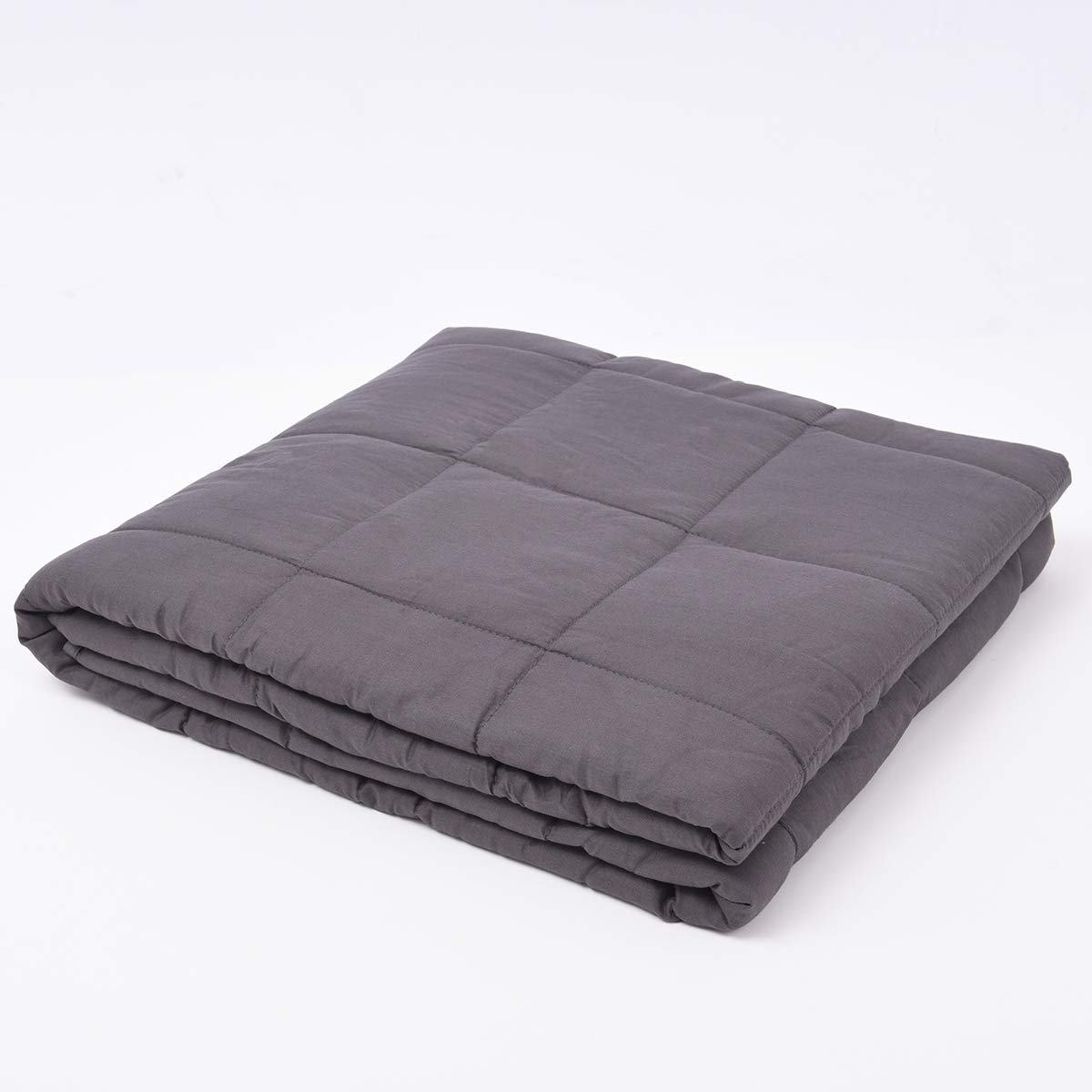 Viking Supply Weighted Blanket Twin Size (48''x72'') Cotton Weighted Blanket Cotton Quilt Comforter 100% Cotton Material with Glass Beads