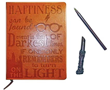 Amazon.com: Innovative Designs Harry Potter Faux Leather ...