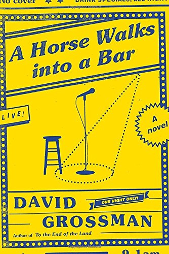 Image of A Horse Walks into a Bar: A novel